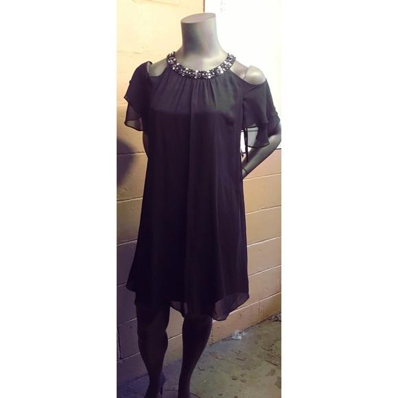 280ae390b487 Jessica Howard Dresses | Cold Shoulder Dress | Poshmark